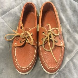 Dooney and Burke Boat Shoes